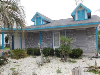 Aransas Pass Single Family Home For Sale: 929 S Arch St