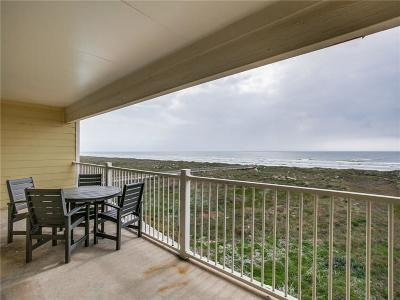 Port Aransas Condo/Townhouse For Sale: 5495 State Highway 361 #4010