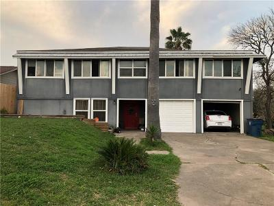 Sinton Single Family Home For Sale: 3 Northwood St