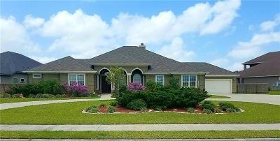 Corpus Christi Single Family Home For Sale: 8417 Lago Vista Dr