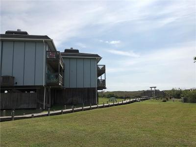 Port Aransas Condo/Townhouse For Sale: 1319 11th Street #305