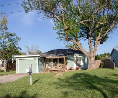 Rockport Single Family Home For Sale: 810 N Austin St