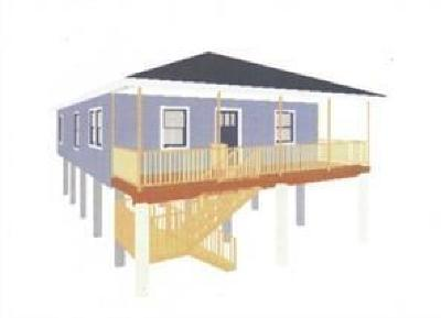 Port Aransas Single Family Home For Sale: 1812 Fisherman's Cove