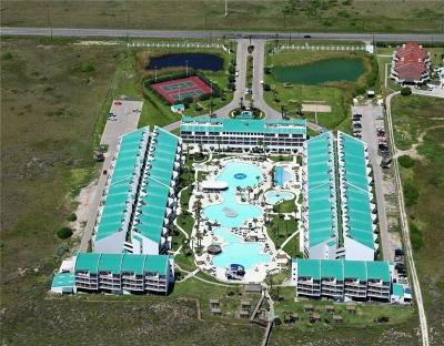 Port Aransas Condo/Townhouse For Sale: 6317 State Highway 361 #3209
