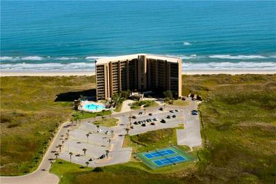 Port Aransas Condo/Townhouse For Sale: 6745 Seacomber Dr. #805