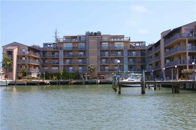 Port Aransas Condo/Townhouse For Sale: 200 W Cotter Ave #A1