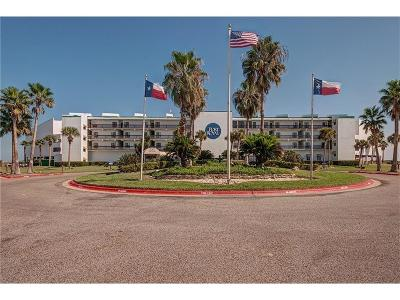 Port Aransas Condo/Townhouse For Sale: 6317 St. Hwy. 361 #6107