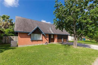 Corpus Christi TX Single Family Home For Sale: $134,000