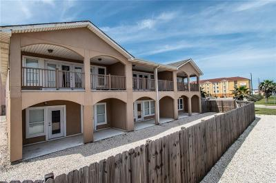 Corpus Christi Condo/Townhouse For Sale: 15217 Windward Dr #301