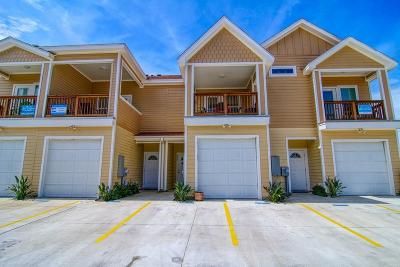 Port Aransas Condo/Townhouse For Sale: 1813 S Eleventh St #202