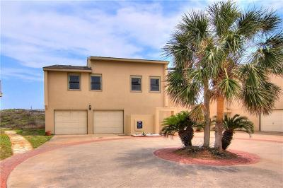 Port Aransas Condo/Townhouse For Sale: 7393 State Hwy 361 #11-K