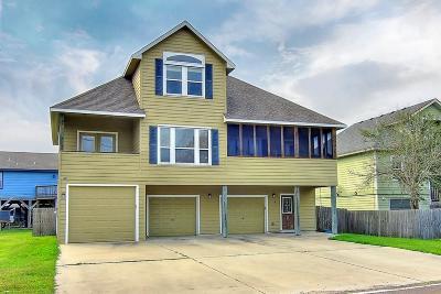 Corpus Christi Single Family Home For Sale: 3518 Laguna Shores Road