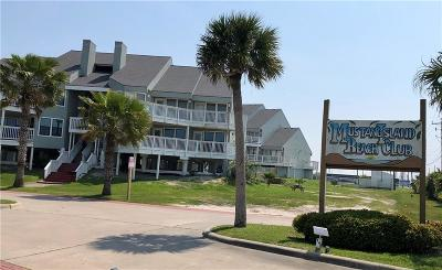 Port Aransas Condo/Townhouse For Sale: 6275 State Highway 361 #214
