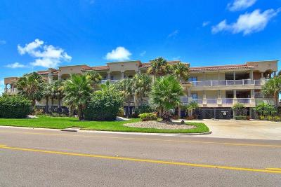 Port Aransas Condo/Townhouse For Sale: 224 W Cotter Ave #205