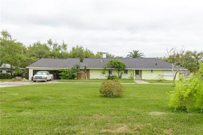 Aransas Pass Single Family Home For Sale: 1707 S Saunders St