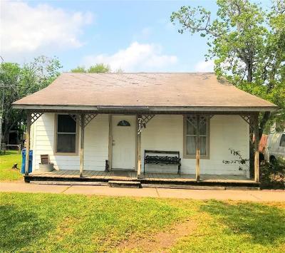 Sinton Single Family Home For Sale: 712 W Borden St