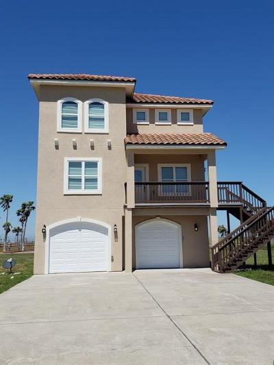 Port Aransas TX Single Family Home For Sale: $435,000