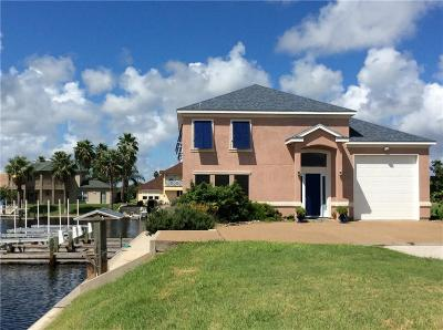 Aransas Pass Single Family Home For Sale: 113 Tarpon Ct