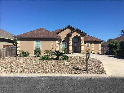 Corpus Christi Single Family Home For Sale: 15838 Portillo Dr