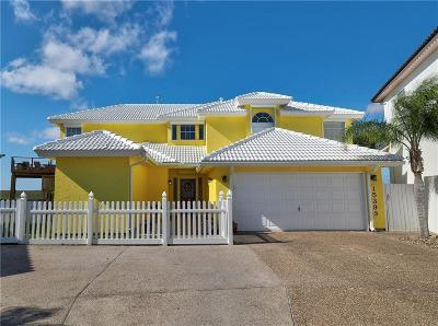Corpus Christi Single Family Home For Sale: 15393 Tortuga Ct