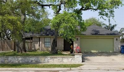 Ingleside Single Family Home For Sale: 2119 Capeheart St