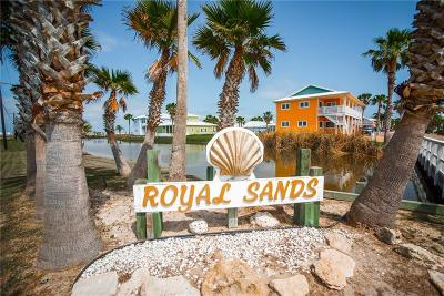 Port Aransas Residential Lots & Land For Sale: 204 Royal Dunes