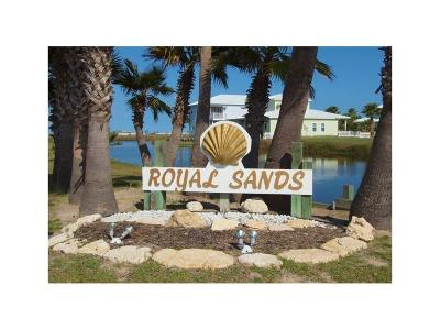 Port Aransas Residential Lots & Land For Sale: 132 Five Dove