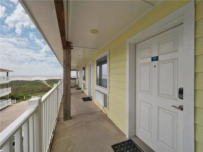 Port Aransas TX Condo/Townhouse For Sale: $159,000