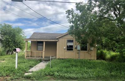 Robstown Single Family Home For Sale: 323 Dakota St