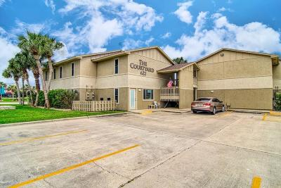 Port Aransas Condo/Townhouse For Sale: 622 Access Road 1-A #117