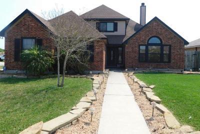 Corpus Christi Single Family Home For Sale: 901 Saint Michael Ct