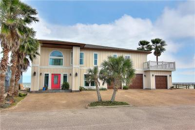Rockport Single Family Home For Sale: 13 Sea Shell Shores Dr