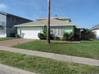 Port Aransas Single Family Home For Sale: 1106 Channel Vista Dr