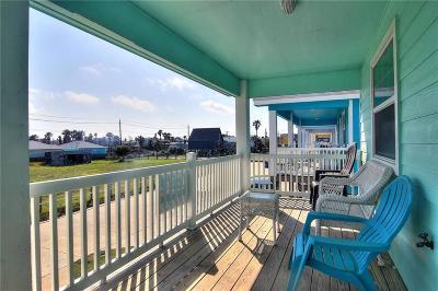Port Aransas Single Family Home For Sale: 412 Ethans Landing