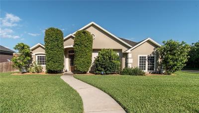 Corpus Christi TX Single Family Home For Sale: $355,000
