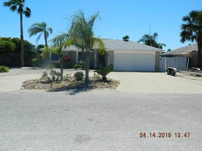 Corpus Christi Single Family Home For Sale: 13825 Mizzen St