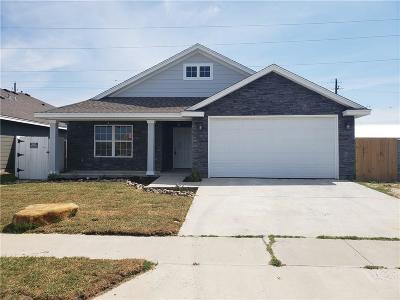 Corpus Christi Single Family Home For Sale: 1629 Antoinette St