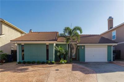 Corpus Christi Single Family Home For Sale: 13518 Ducat Ct