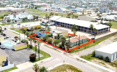 Port Aransas Multi Family Home For Sale: 113-121 Avenue A