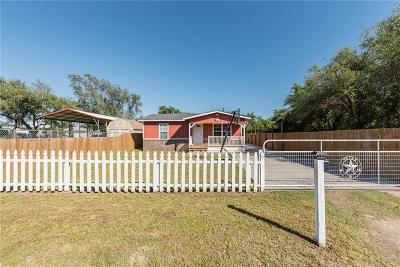 Aransas Pass Single Family Home For Sale: 1131 S. 8th St