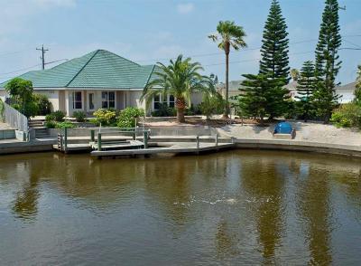 Corpus Christi Single Family Home For Sale: 15929 Punta Bonaire