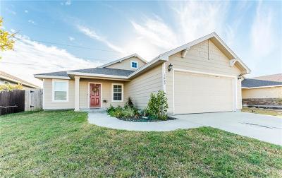 Corpus Christi Single Family Home For Sale: 1605 Antoinette St