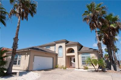 Corpus Christi Single Family Home For Sale: 15801 Almeria Ave