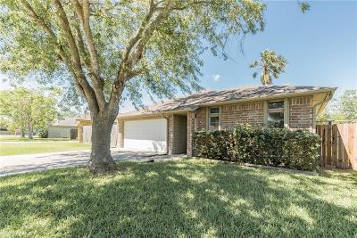 Corpus Christi Single Family Home For Sale: 5310 Gateridge Dr