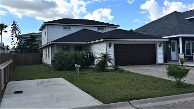 Port Aransas Single Family Home For Sale: 530 Corpus Christi Channel