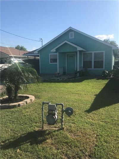 Corpus Christi Single Family Home For Sale: 1938 Sunnycrest St
