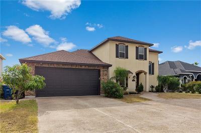 Corpus Christi Single Family Home For Sale: 14838 Dasmarinas Dr