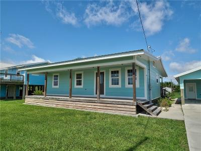 Aransas Pass Single Family Home For Sale: 338 Railroad