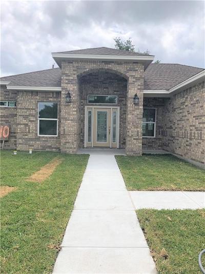 Corpus Christi TX Single Family Home For Sale: $198,900