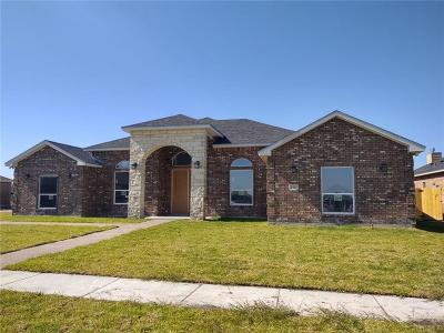 Corpus Christi Single Family Home For Sale: 2517 Pacific View